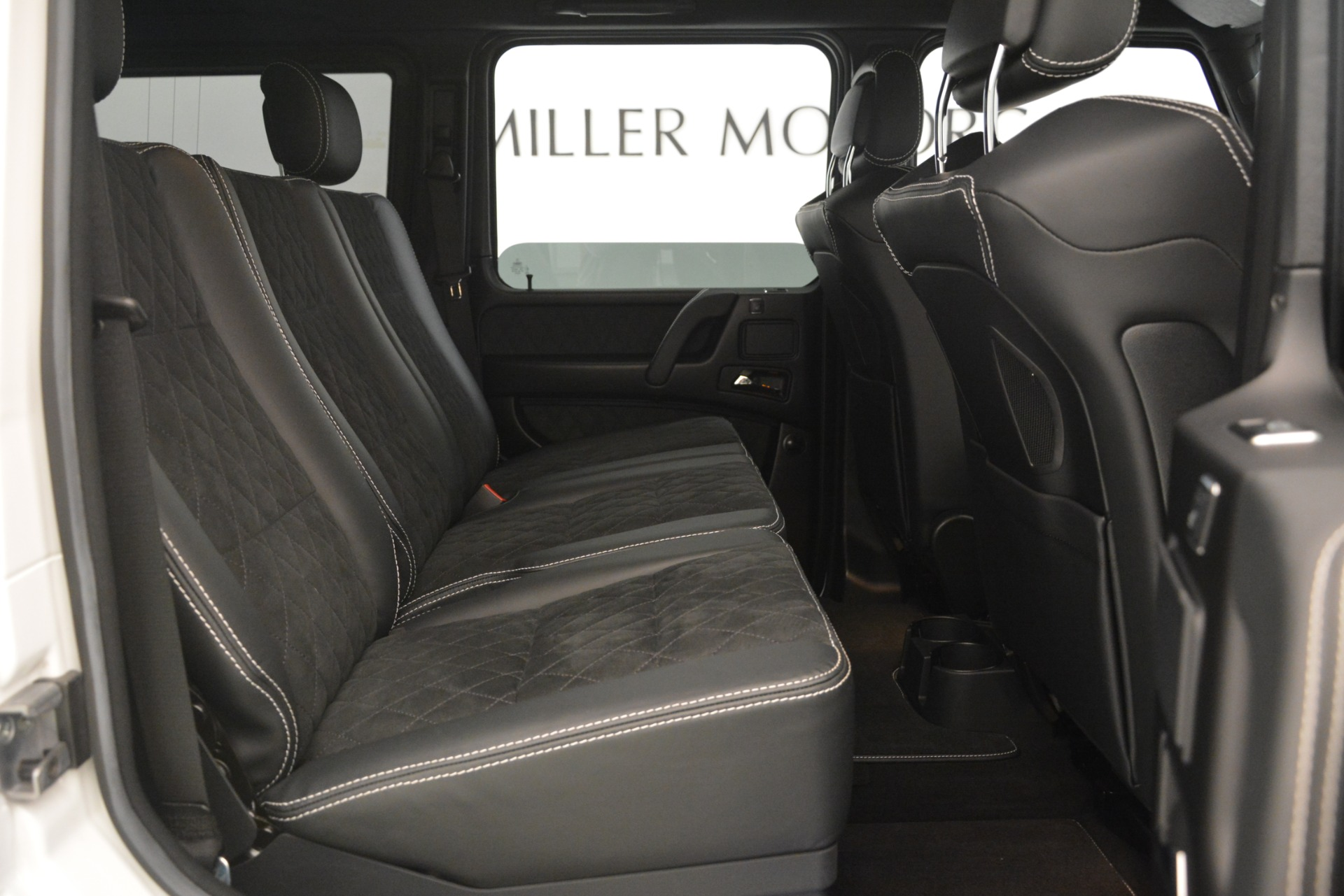 Used 2018 Mercedes-Benz G-Class G 550 4x4 Squared For Sale 0 In Greenwich, CT