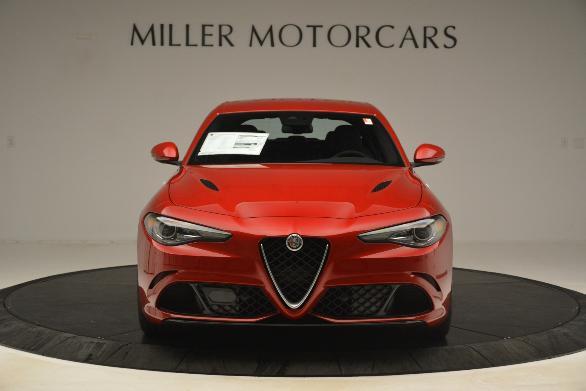 New 2019 Alfa Romeo Giulia Quadrifoglio For Sale 80240 In Greenwich, CT