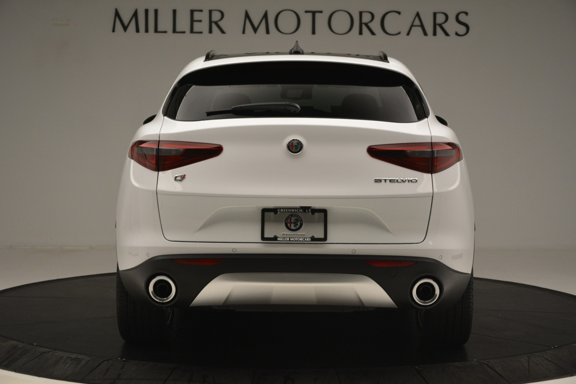 New 2019 Alfa Romeo Stelvio Ti Sport Q4 For Sale 54390 In Greenwich, CT