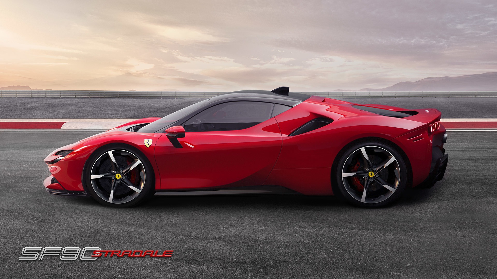 New 2020 Ferrari SF90 Stradale  For Sale 0 In Greenwich, CT