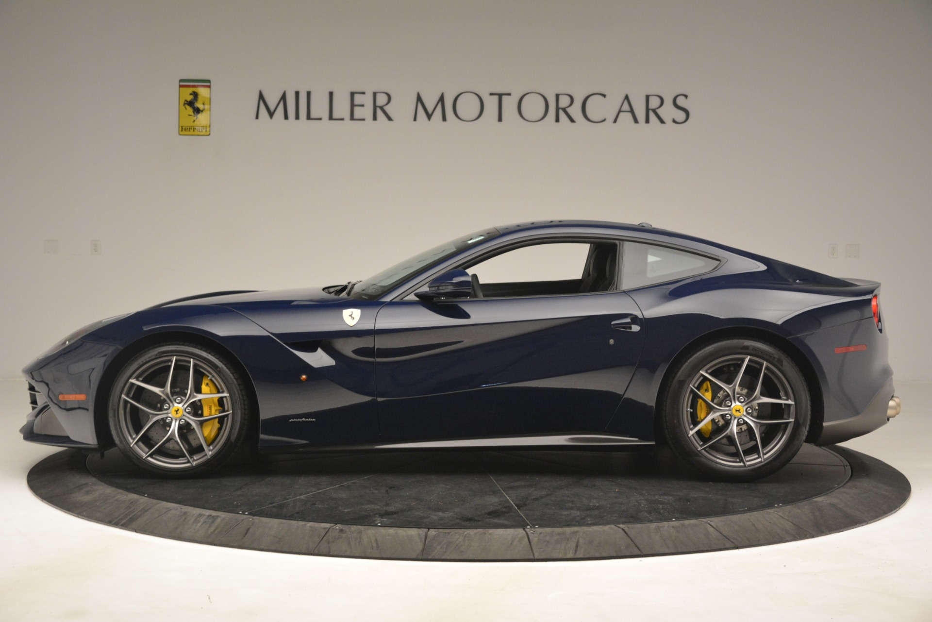 Used 2016 Ferrari F12 Berlinetta  For Sale 284900 In Greenwich, CT