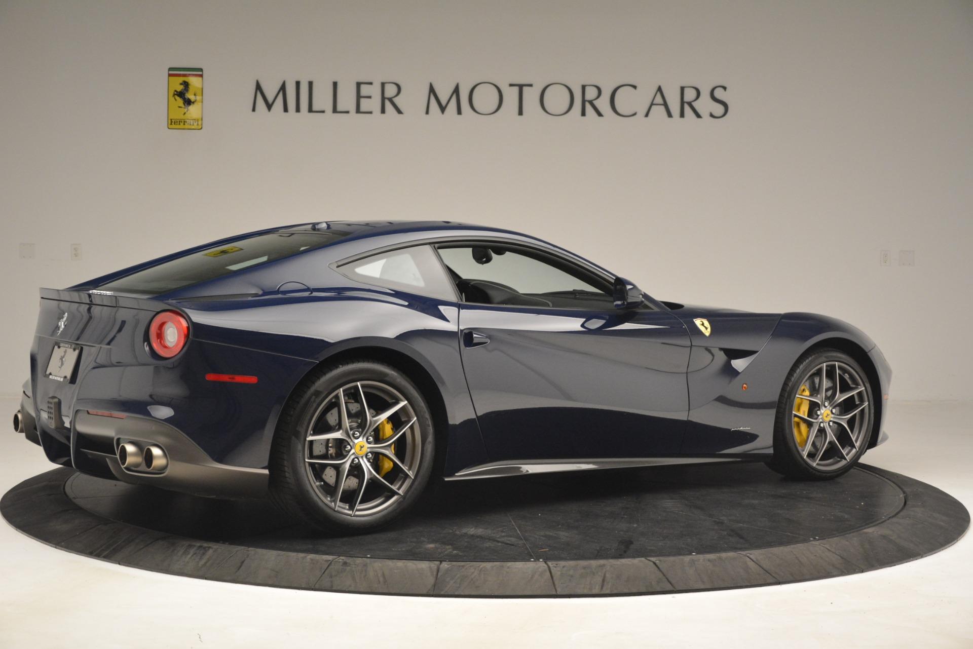 Used 2016 Ferrari F12 Berlinetta  For Sale 284900 In Greenwich, CT