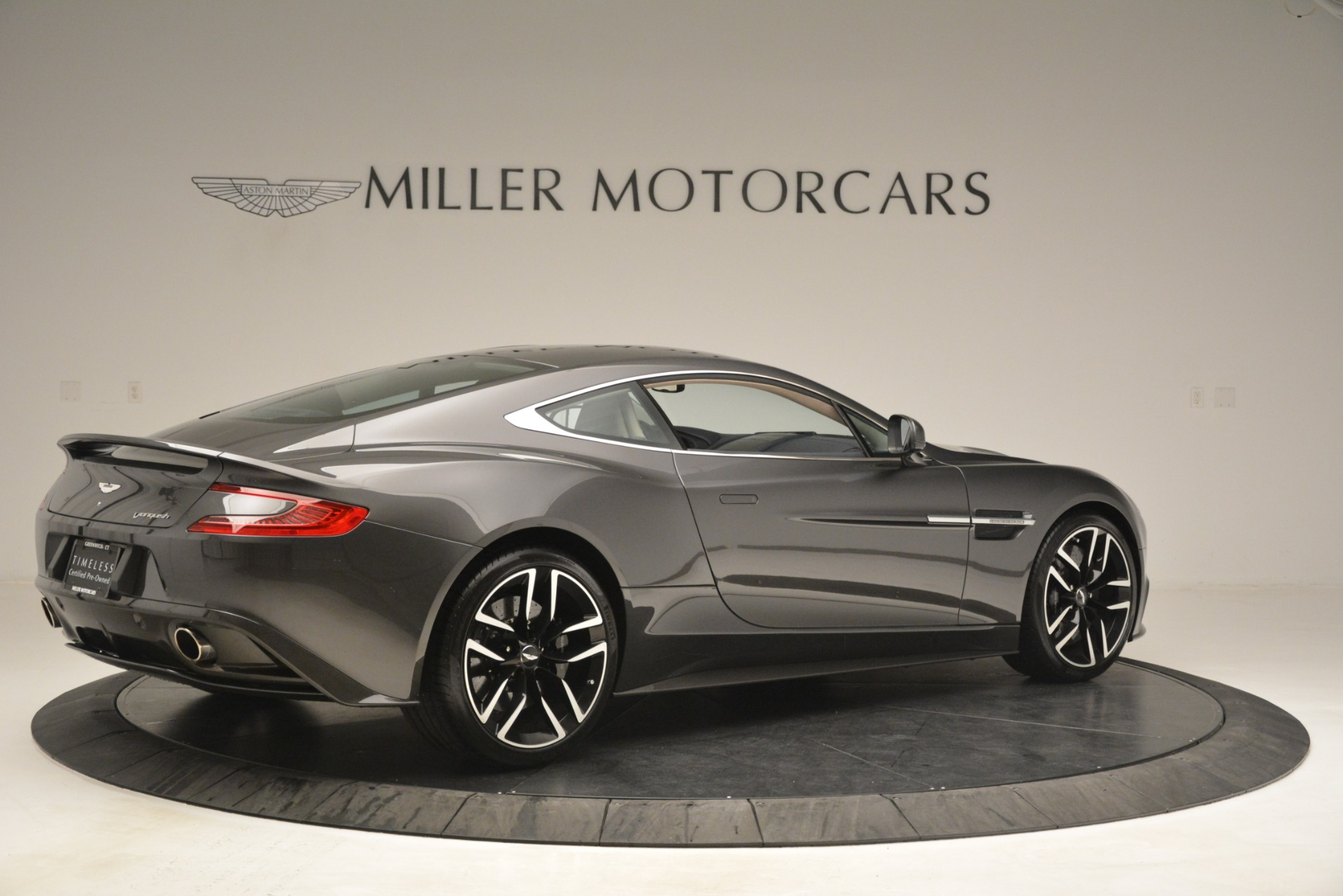 Used 2016 Aston Martin Vanquish Coupe For Sale 159900 In Greenwich, CT