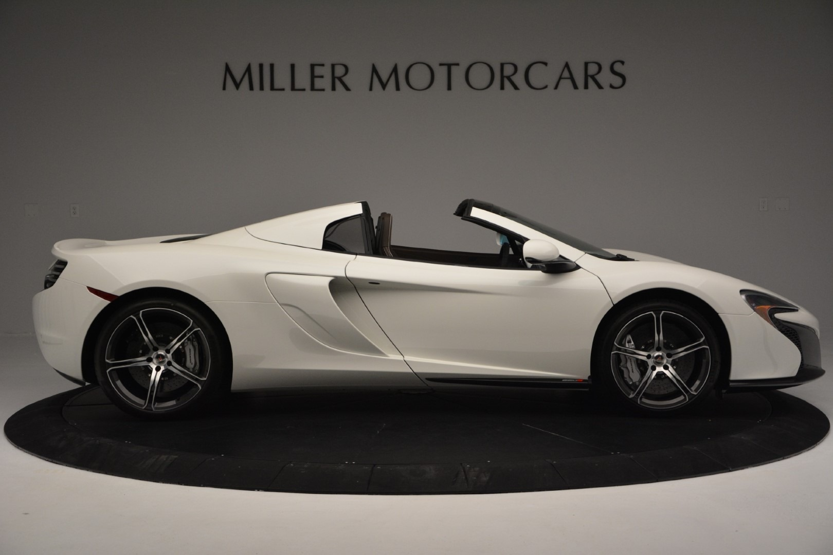 Used 2015 McLaren 650S Spider Convertible For Sale 166900 In Greenwich, CT