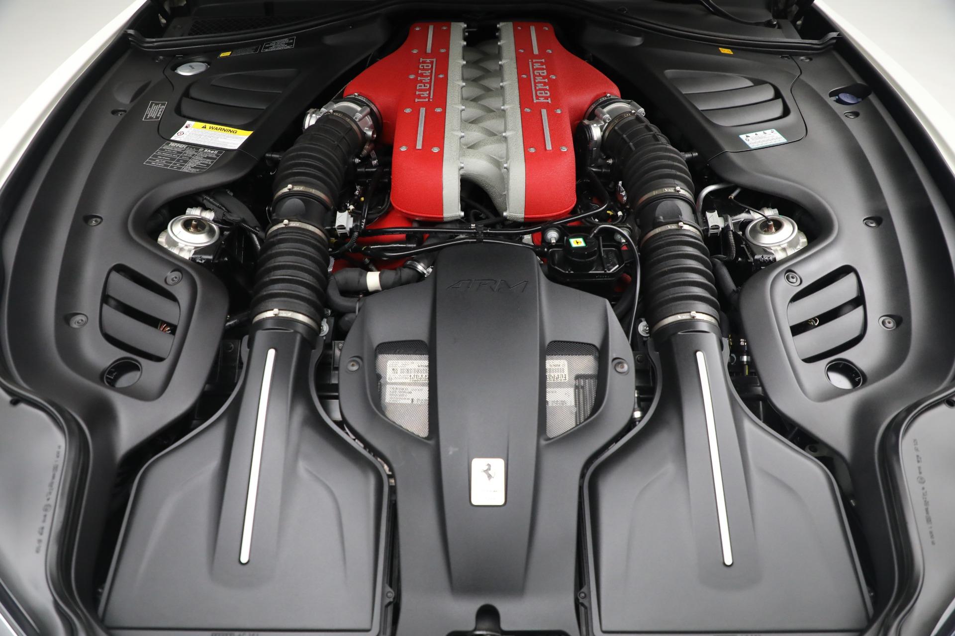 Used 2018 Ferrari GTC4Lusso  For Sale 269900 In Greenwich, CT