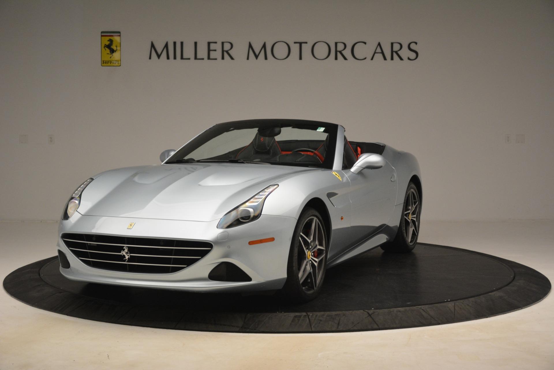 Used 2016 Ferrari California T  For Sale 159900 In Greenwich, CT