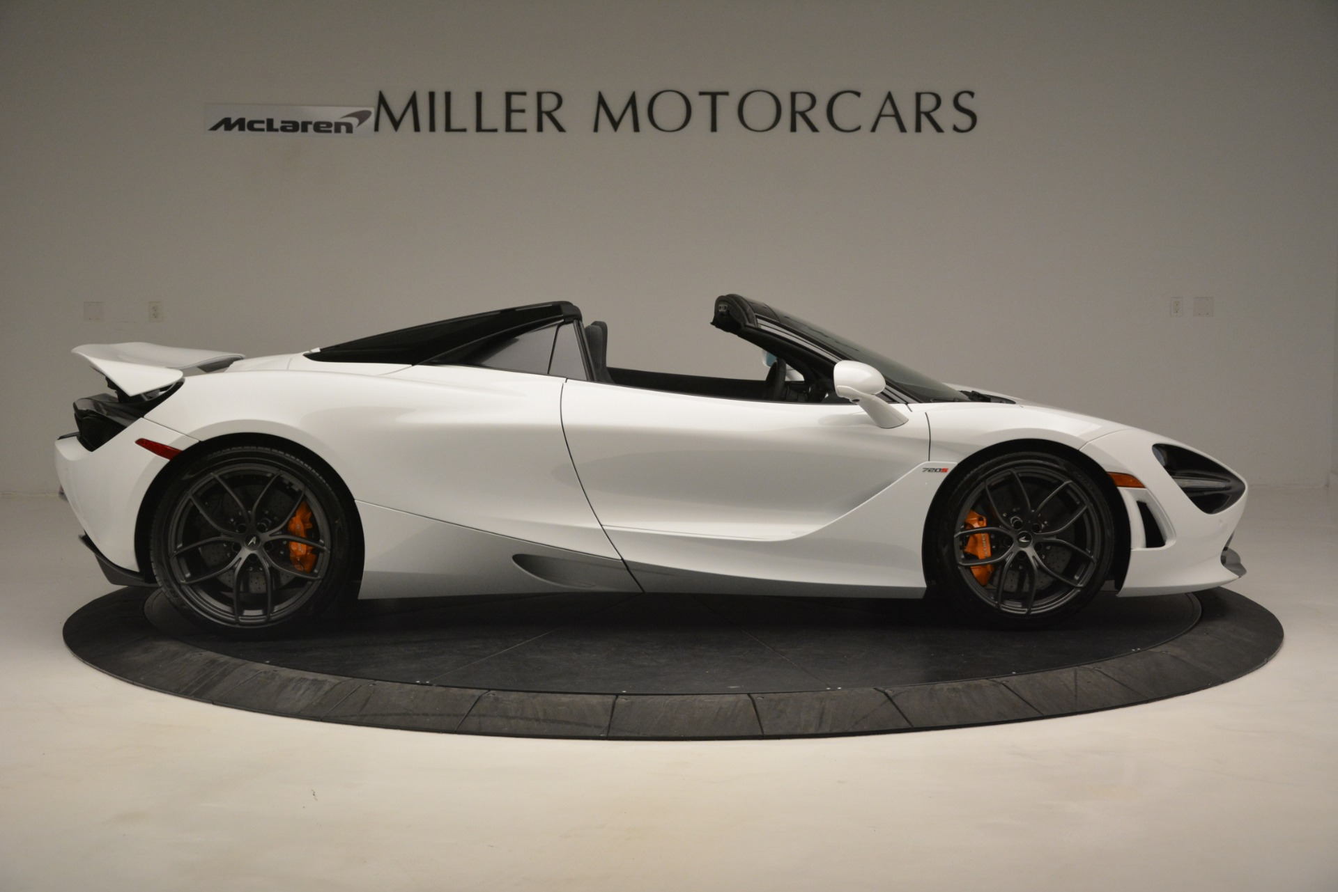 New 2020 McLaren 720S Spider Convertible For Sale 355480 In Greenwich, CT