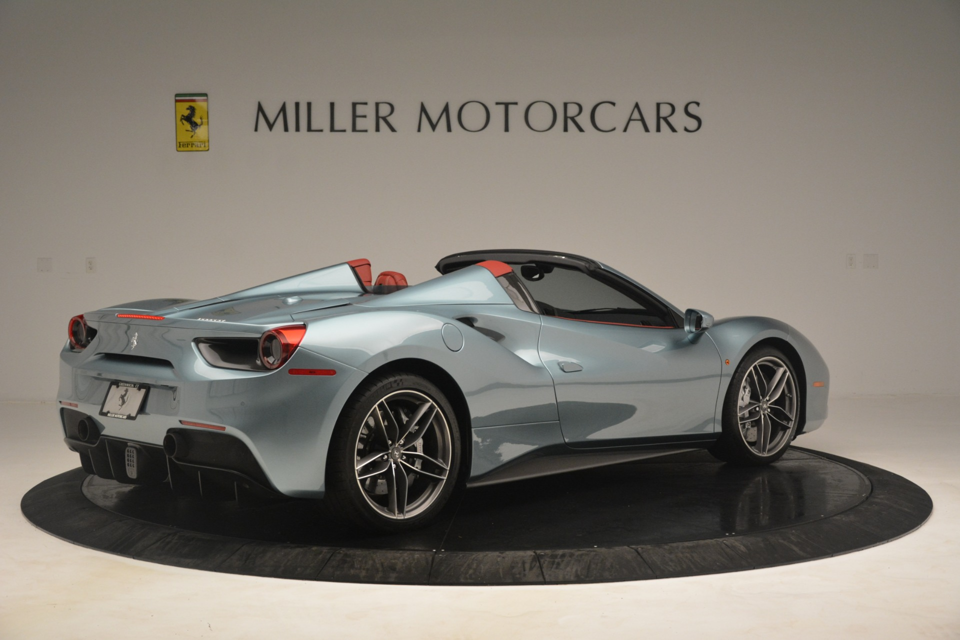 Used 2017 Ferrari 488 Spider  For Sale 0 In Greenwich, CT