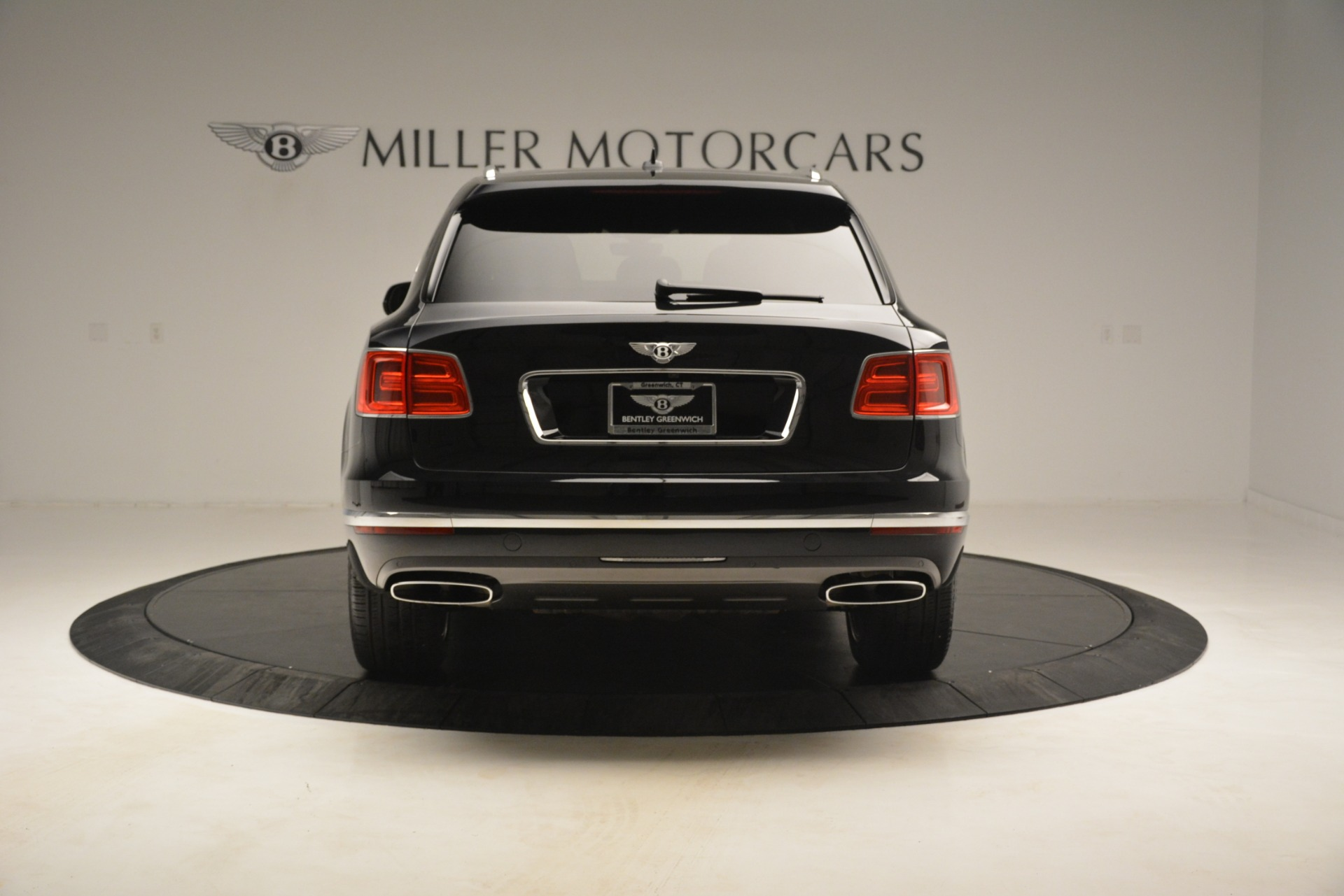 Used 2017 Bentley Bentayga W12 For Sale 0 In Greenwich, CT