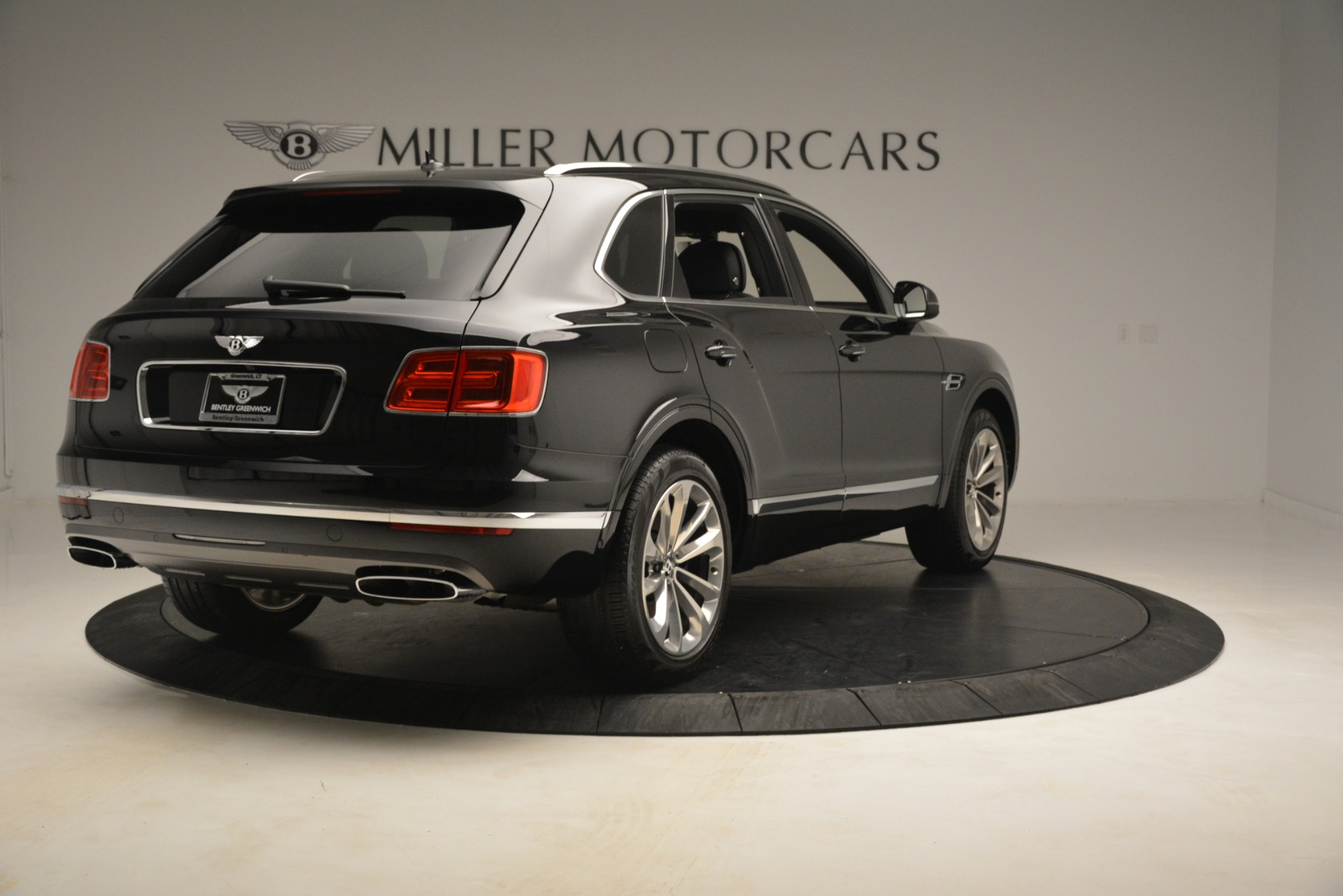 Used 2017 Bentley Bentayga W12 For Sale 257075 In Greenwich, CT