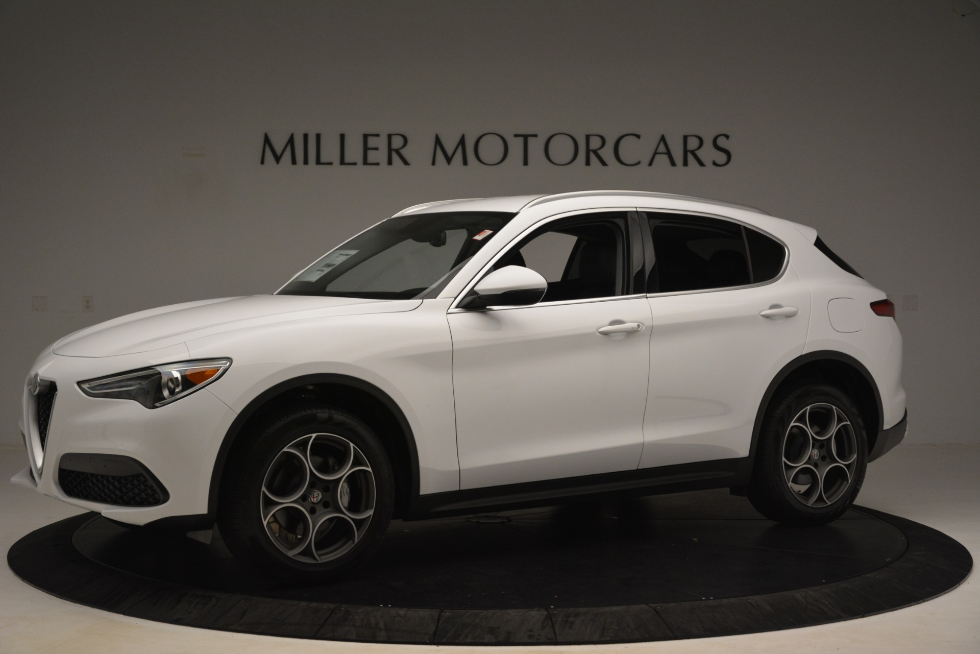 New 2019 Alfa Romeo Stelvio Q4 For Sale 46790 In Greenwich, CT