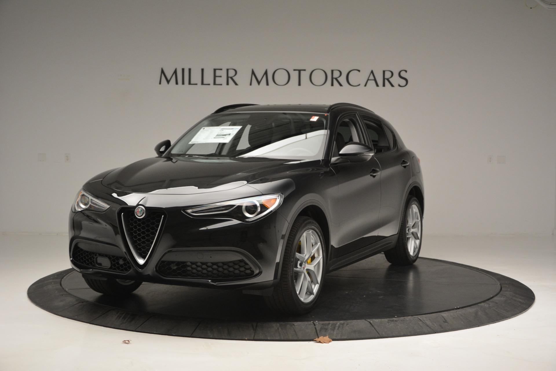 New 2019 Alfa Romeo Stelvio Ti Sport Q4 For Sale 51440 In Greenwich, CT