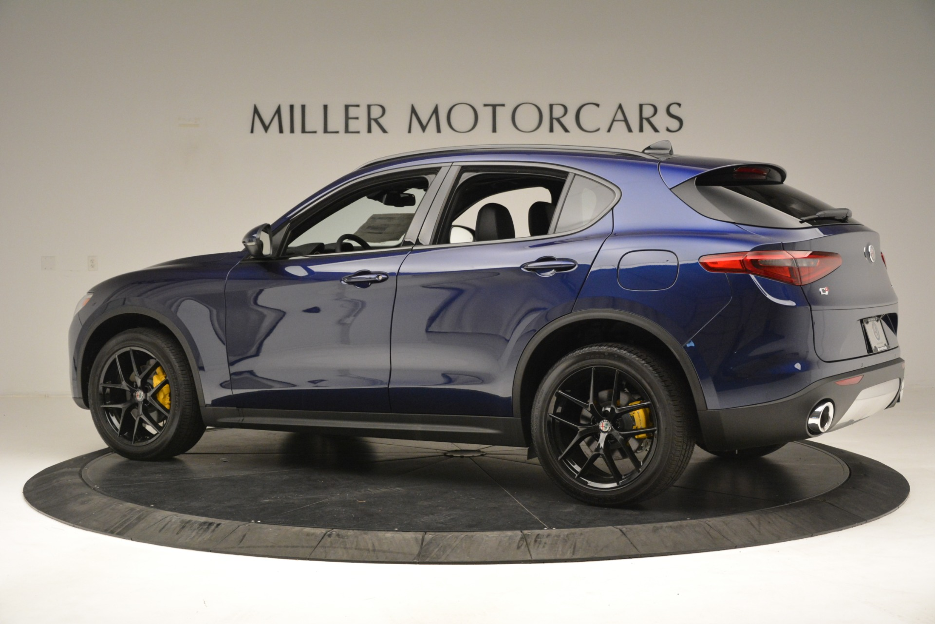 New 2019 Alfa Romeo Stelvio Ti Sport Q4 For Sale 51440 In Greenwich, CT