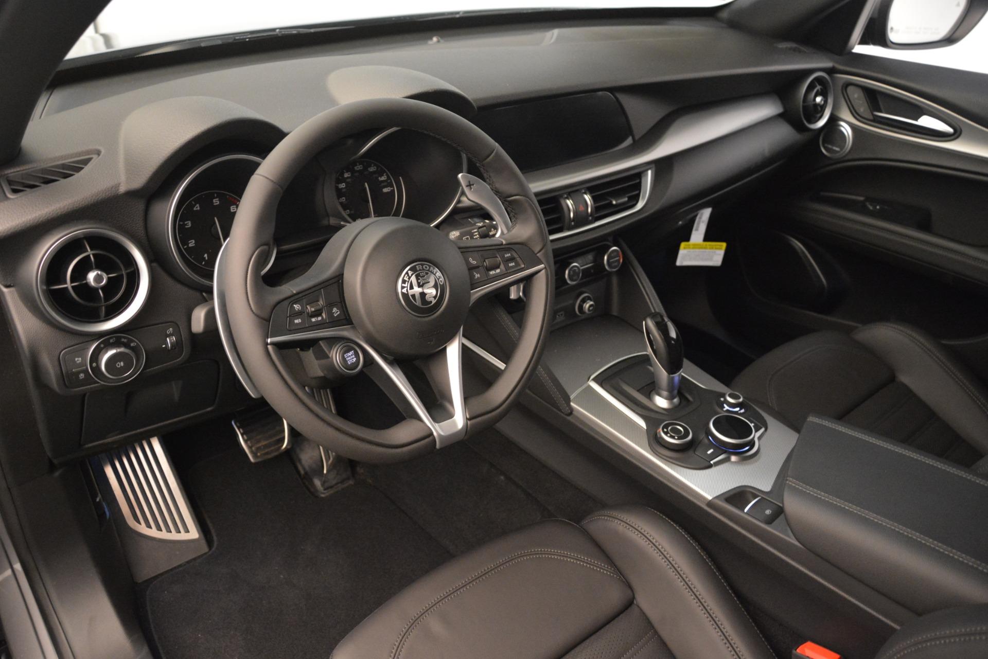 New 2019 Alfa Romeo Stelvio Ti Sport Q4 For Sale 52840 In Greenwich, CT