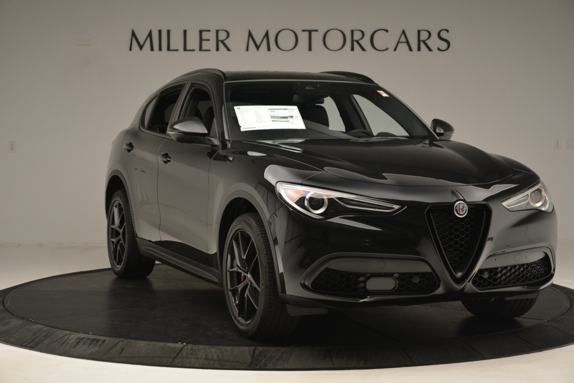 New 2019 Alfa Romeo Stelvio Ti Sport Q4 For Sale 53790 In Greenwich, CT