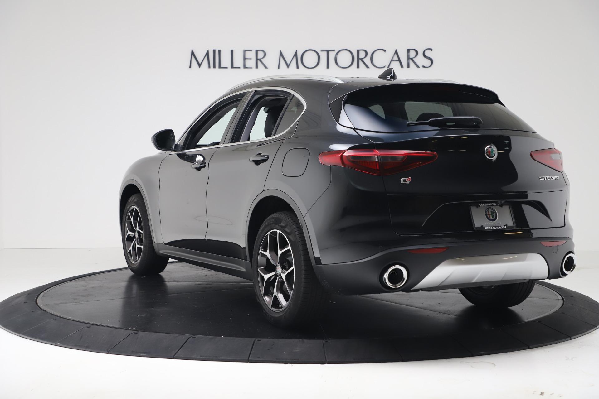 New 2019 Alfa Romeo Stelvio Ti Q4 For Sale 0 In Greenwich, CT