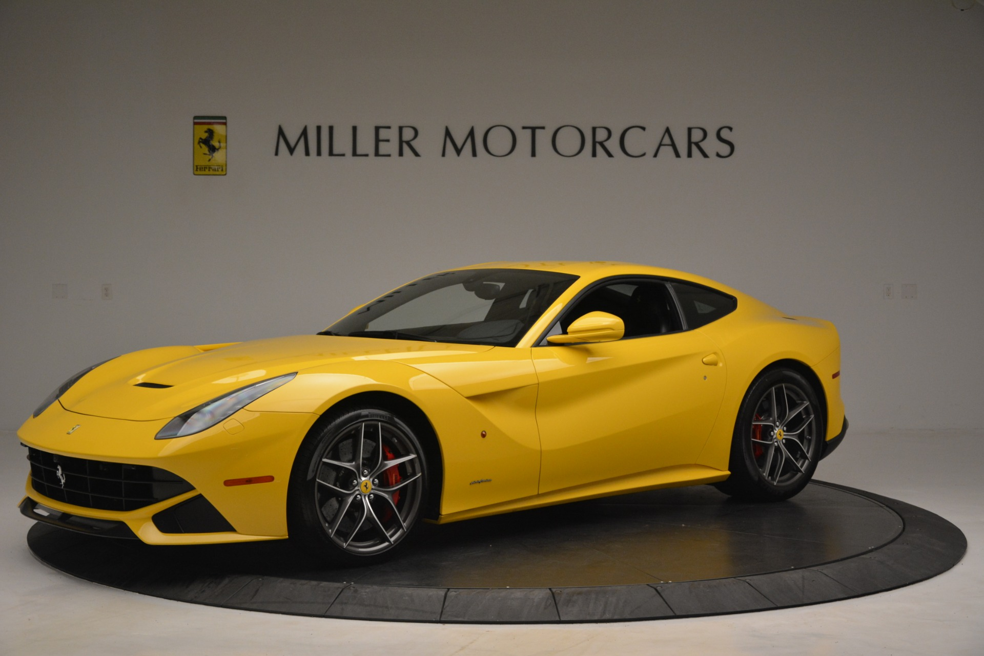 Used 2015 Ferrari F12 Berlinetta  For Sale 259900 In Greenwich, CT
