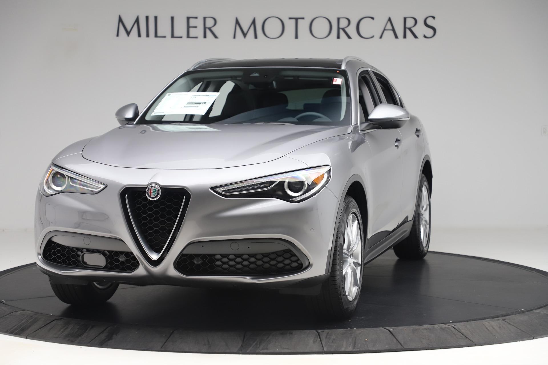 New 2019 Alfa Romeo Stelvio Ti Lusso Q4 For Sale 52890 In Greenwich, CT