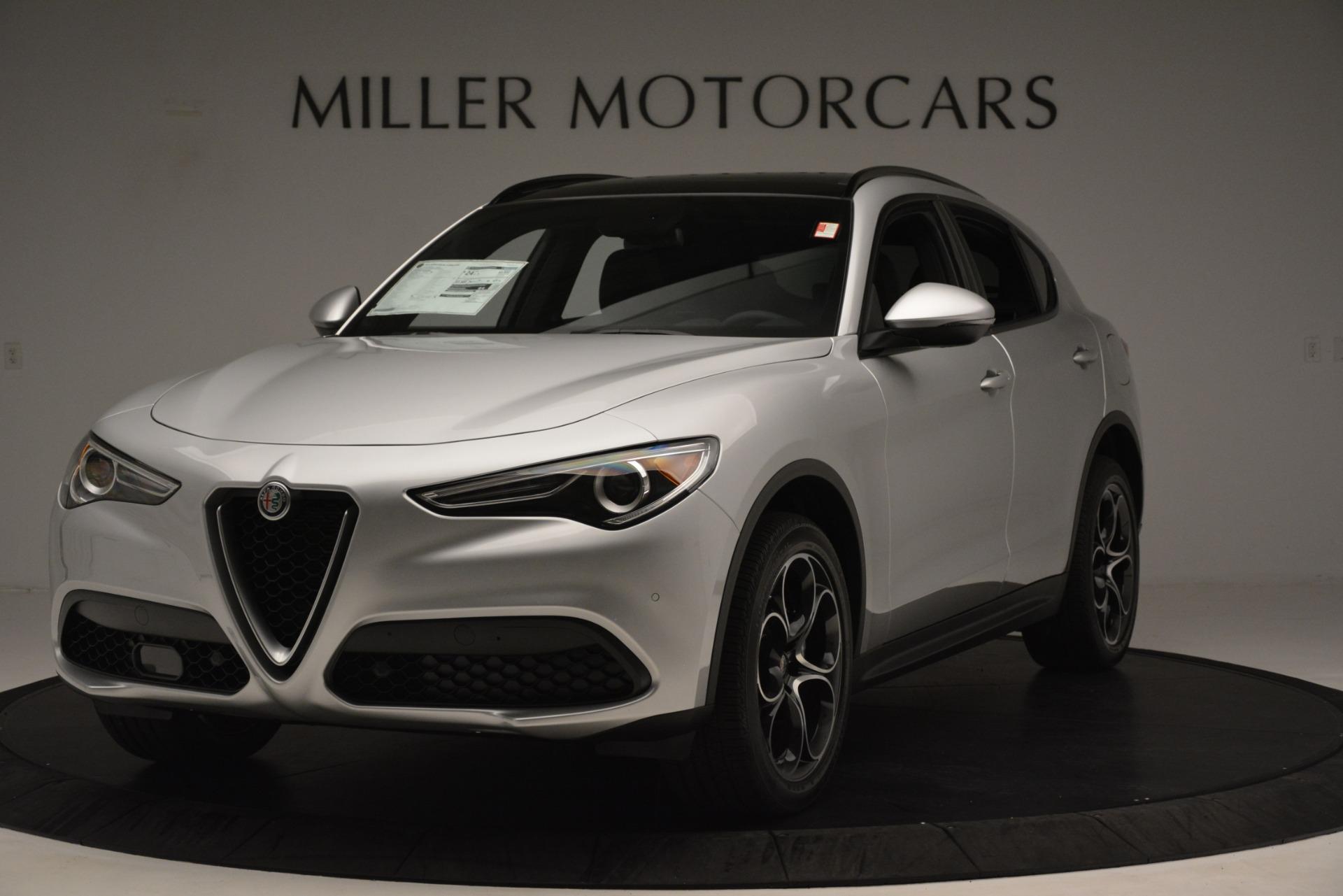 New 2019 Alfa Romeo Stelvio Ti Sport Q4 For Sale 52890 In Greenwich, CT