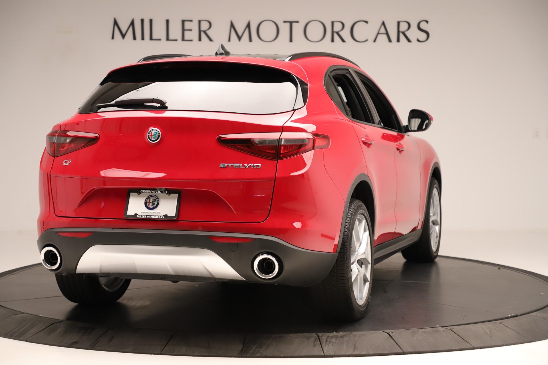 New 2019 Alfa Romeo Stelvio Ti Sport Q4 For Sale 52240 In Greenwich, CT