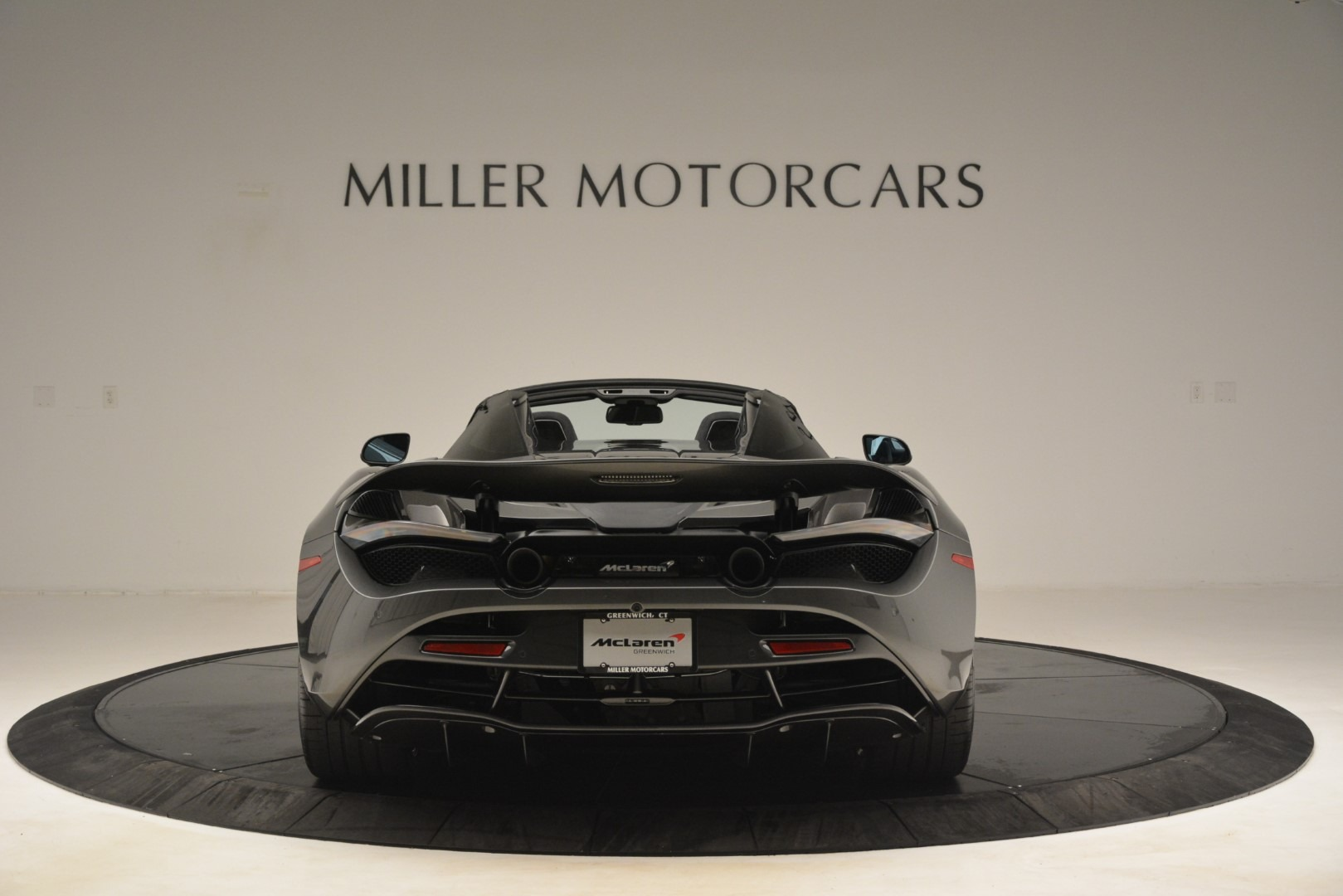 New 2020 McLaren 720S Spider Convertible For Sale 0 In Greenwich, CT