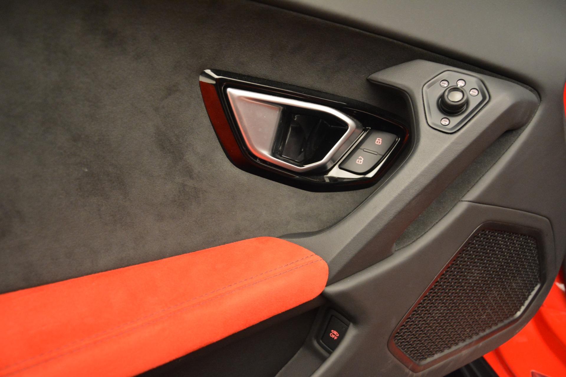 Used 2017 Lamborghini Huracan LP 610-4 Spyder For Sale 227900 In Greenwich, CT