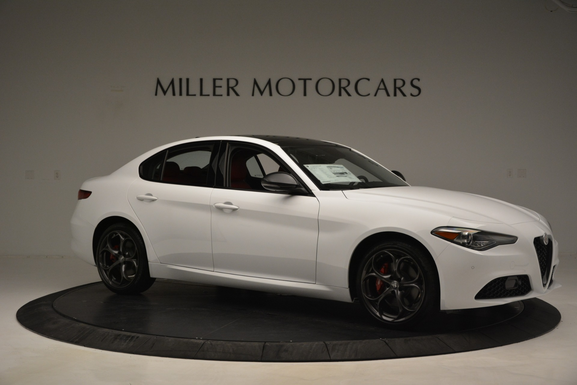 New 2019 Alfa Romeo Giulia Q4 For Sale 46390 In Greenwich, CT