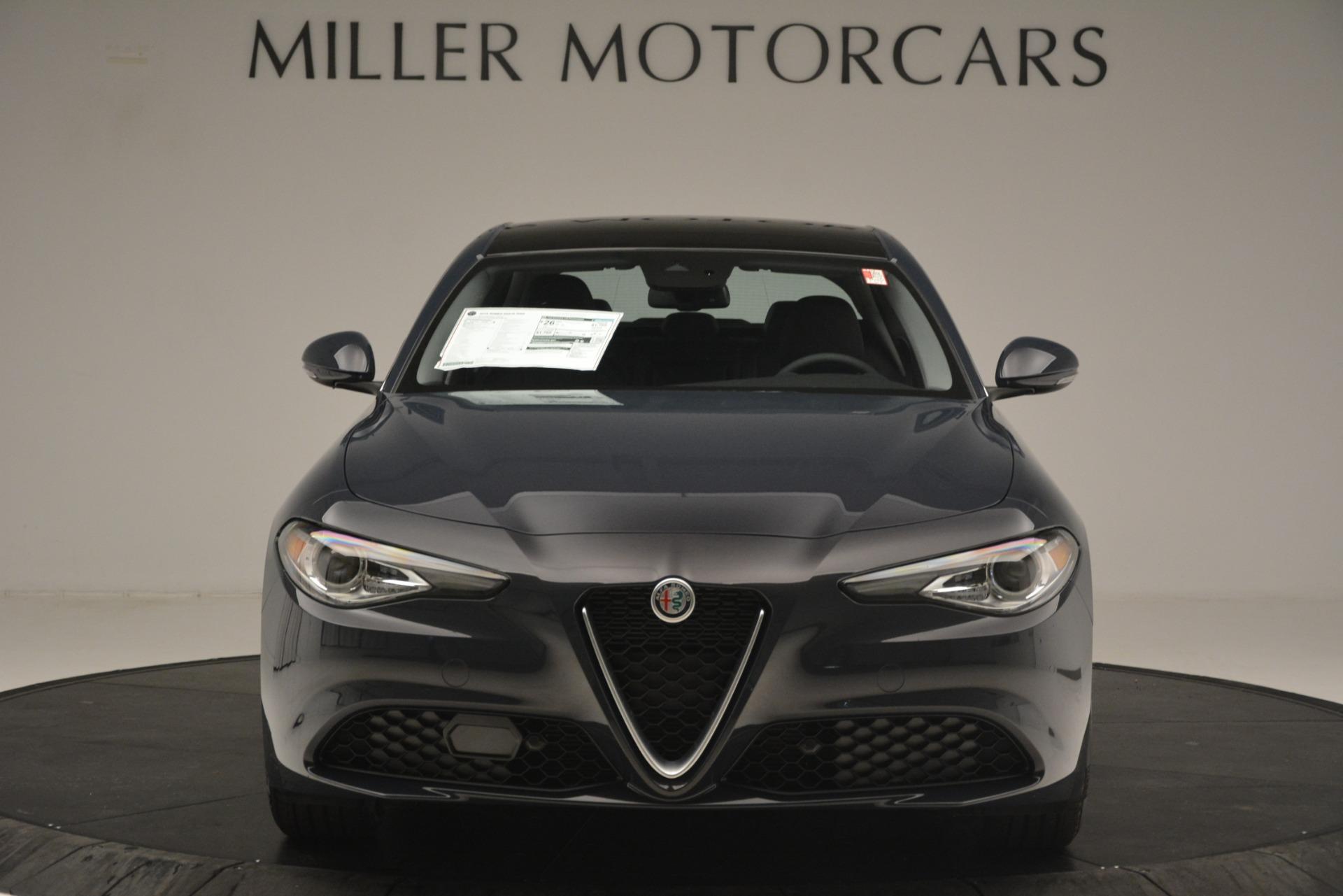 New 2019 Alfa Romeo Giulia Q4 For Sale 46990 In Greenwich, CT