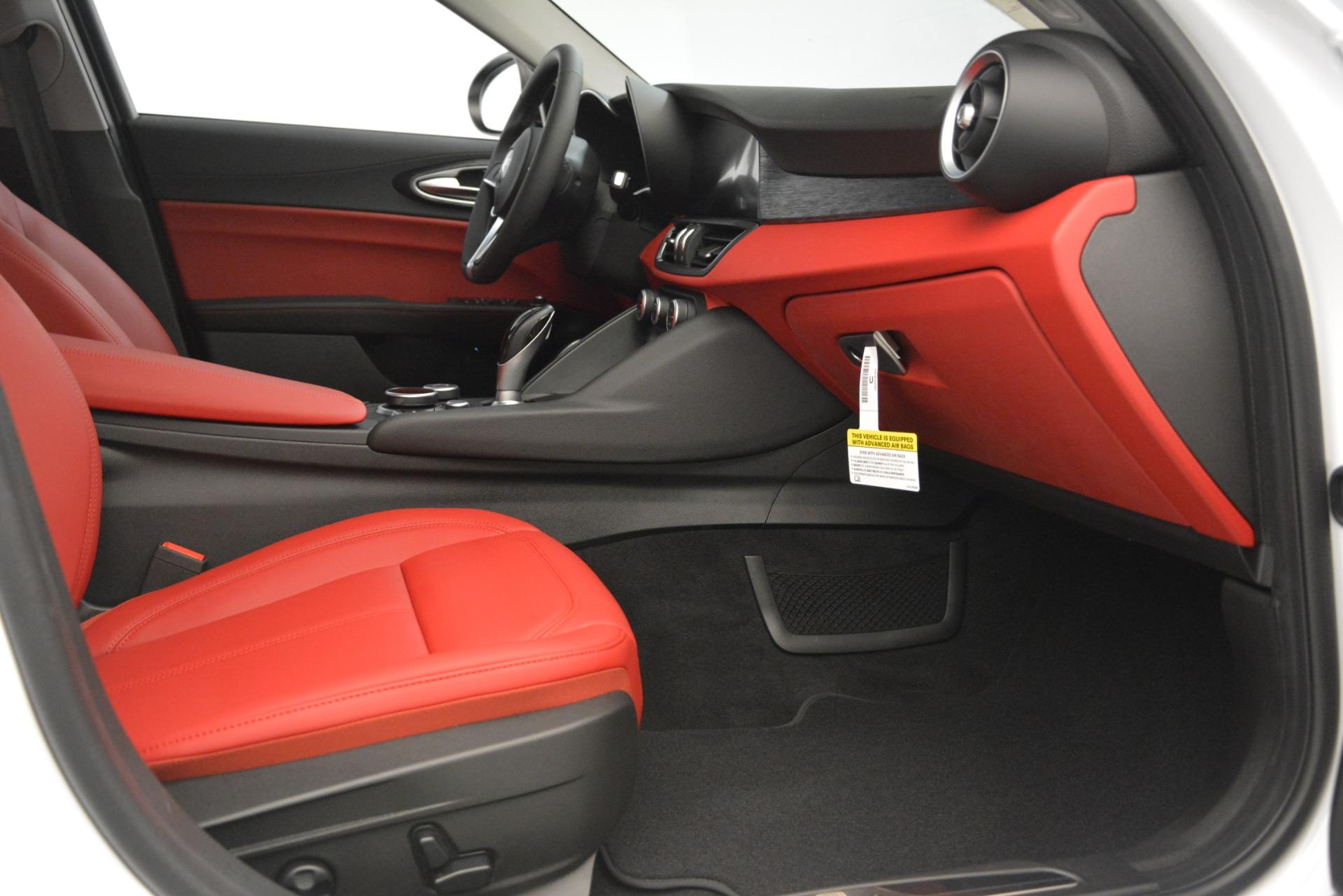 New 2019 Alfa Romeo Giulia Q4 For Sale 46390 In Greenwich, CT