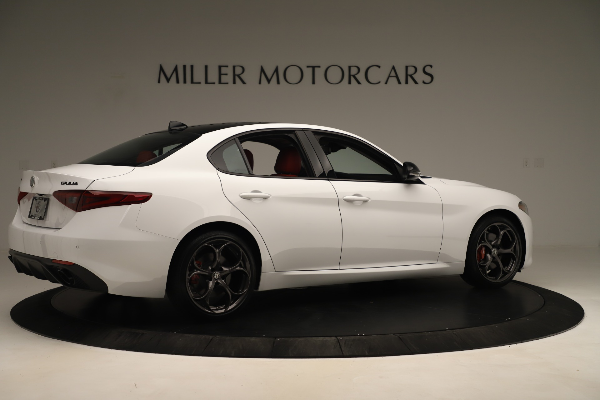 New 2019 Alfa Romeo Giulia Ti Sport Q4 For Sale 0 In Greenwich, CT