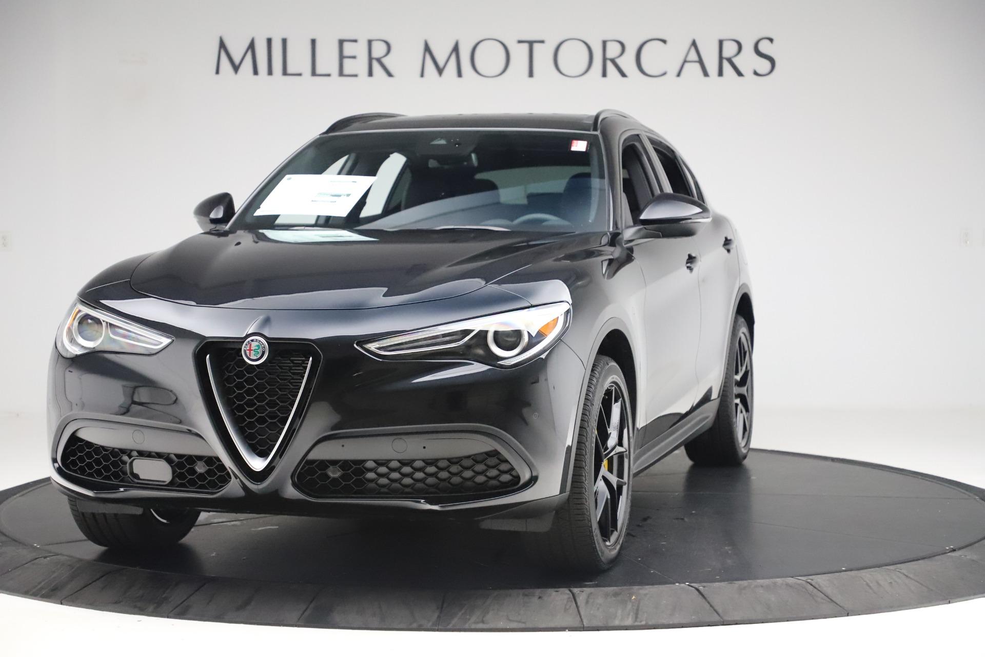 New 2019 Alfa Romeo Stelvio Ti Sport Q4 For Sale 57140 In Greenwich, CT