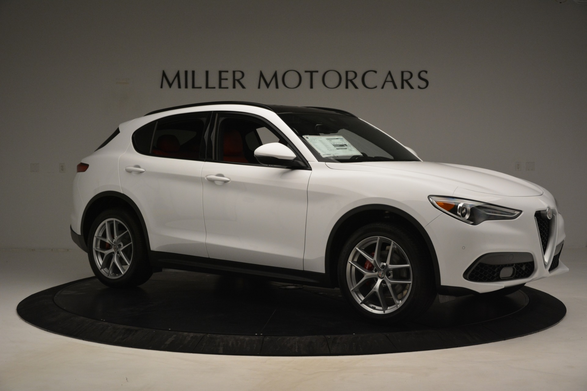 New 2019 Alfa Romeo Stelvio Ti Sport Q4 For Sale 54840 In Greenwich, CT