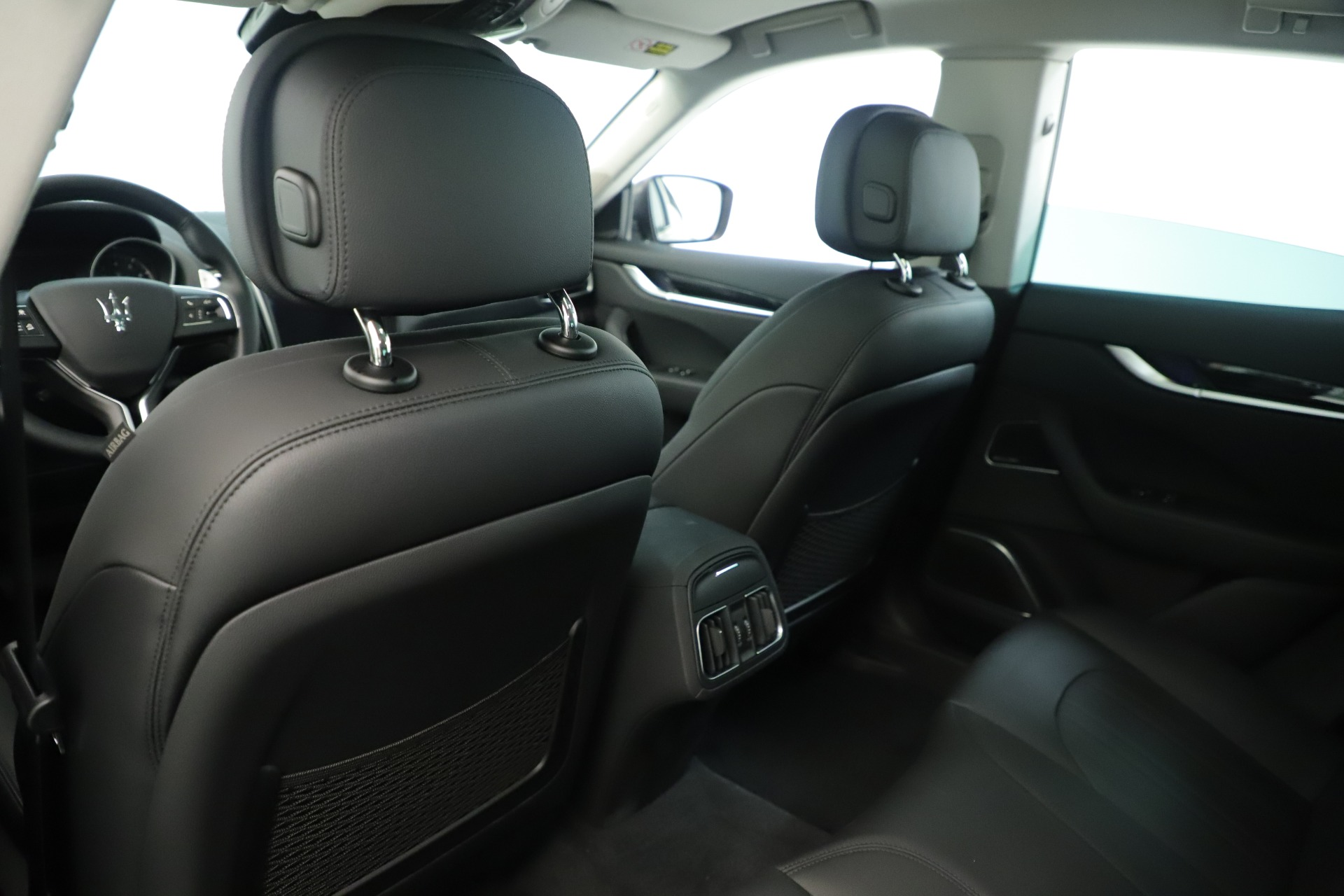New 2019 Maserati Levante Q4 Nerissimo For Sale 89850 In Greenwich, CT