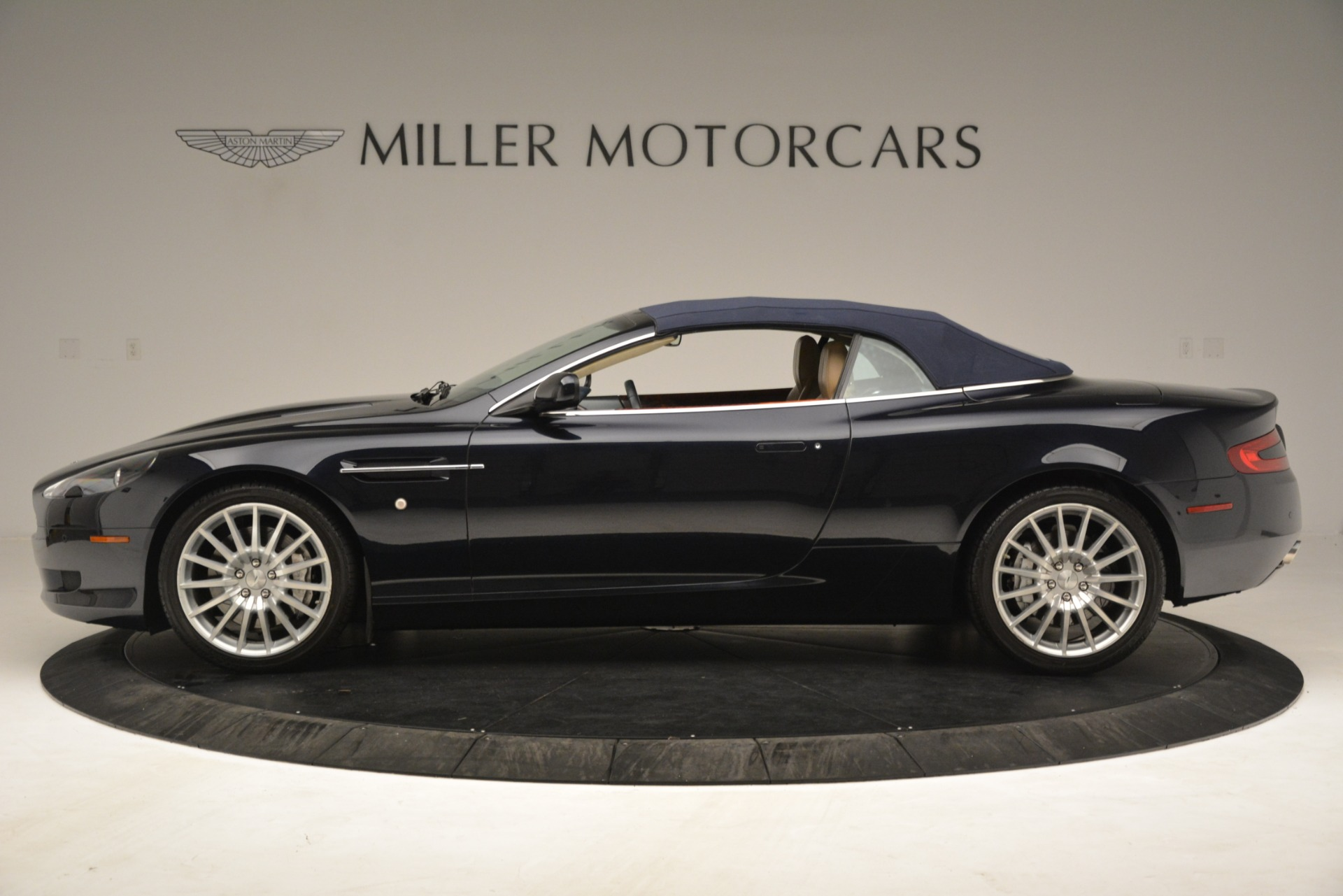 Used 2007 Aston Martin DB9 Convertible For Sale 67900 In Greenwich, CT