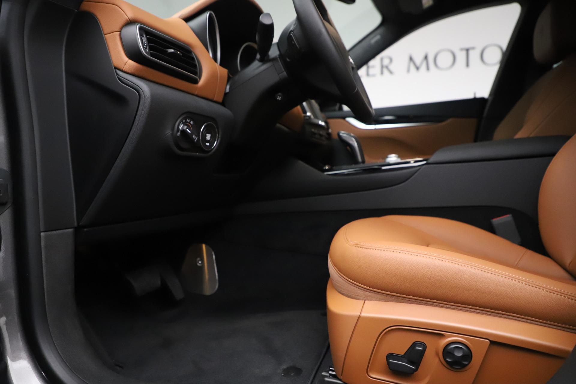 New 2019 Maserati Levante Q4 For Sale 83660 In Greenwich, CT