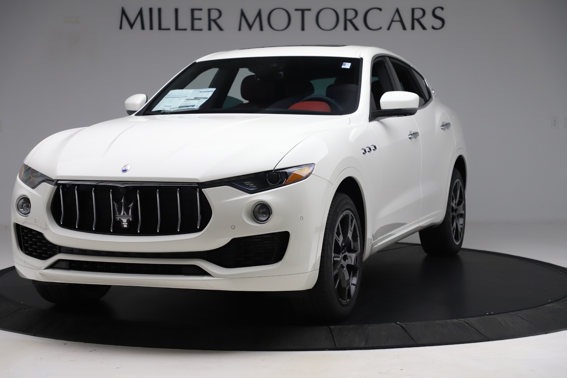 New 2019 Maserati Levante Q4 For Sale 87535 In Greenwich, CT