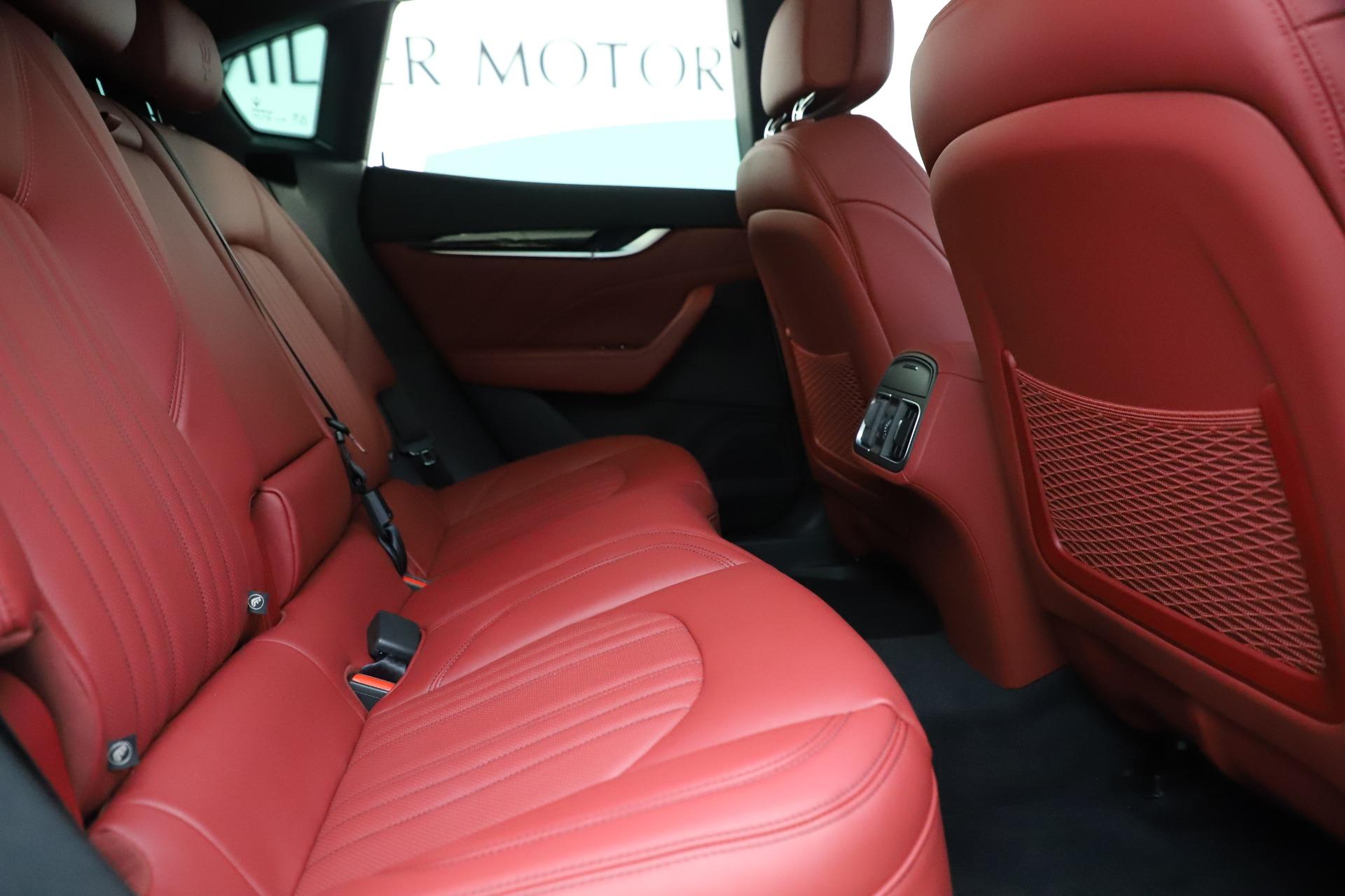 New 2019 Maserati Levante Q4 For Sale 87535 In Greenwich, CT