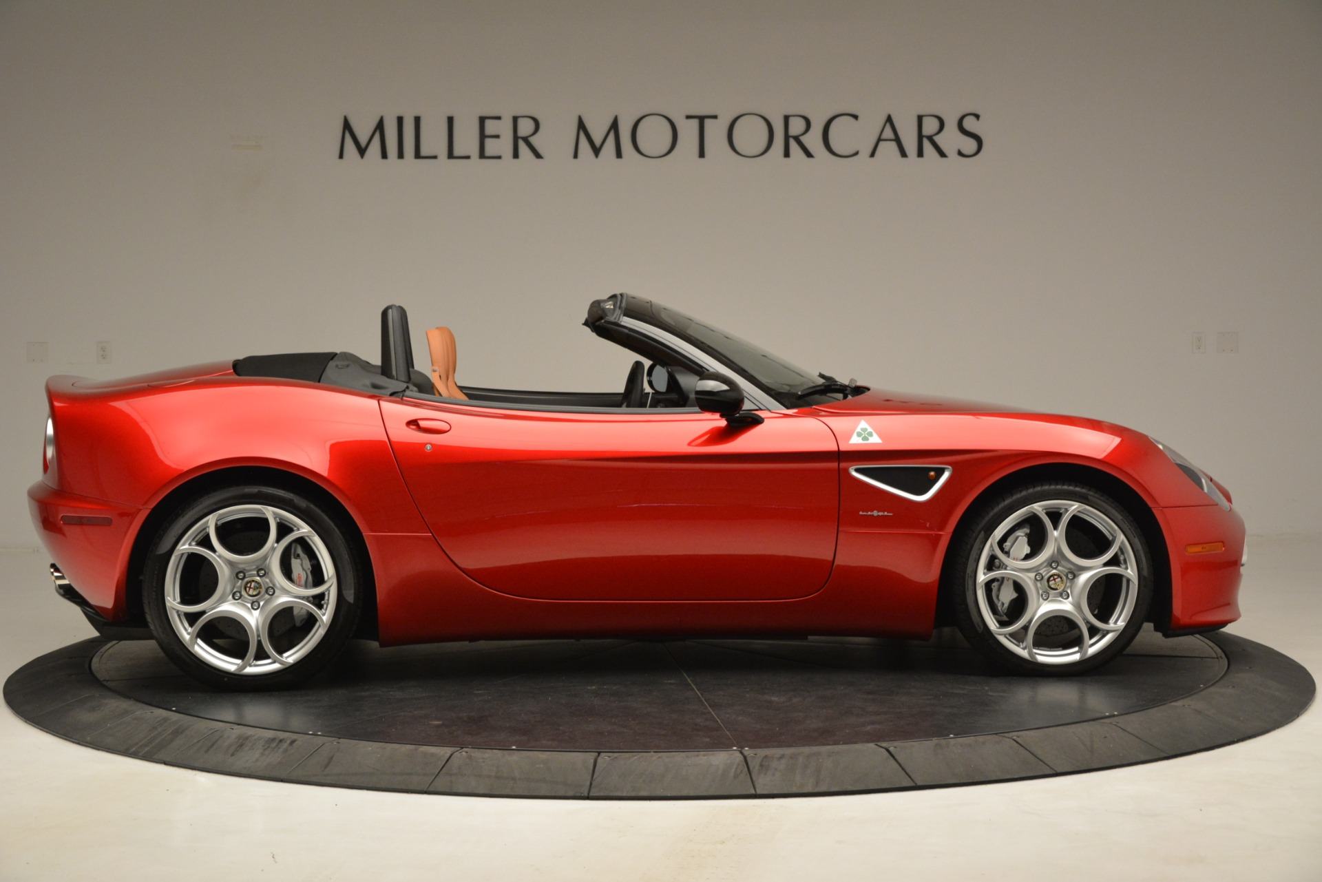 Used 2009 Alfa Romeo 8c Spider  For Sale 0 In Greenwich, CT