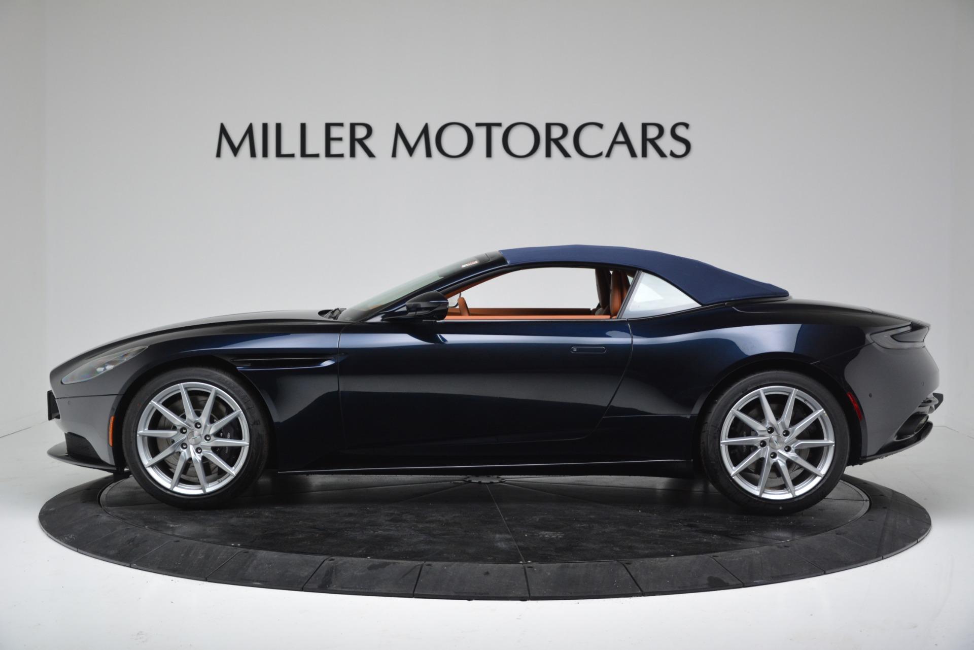 New 2019 Aston Martin DB11 V8 For Sale 0 In Greenwich, CT