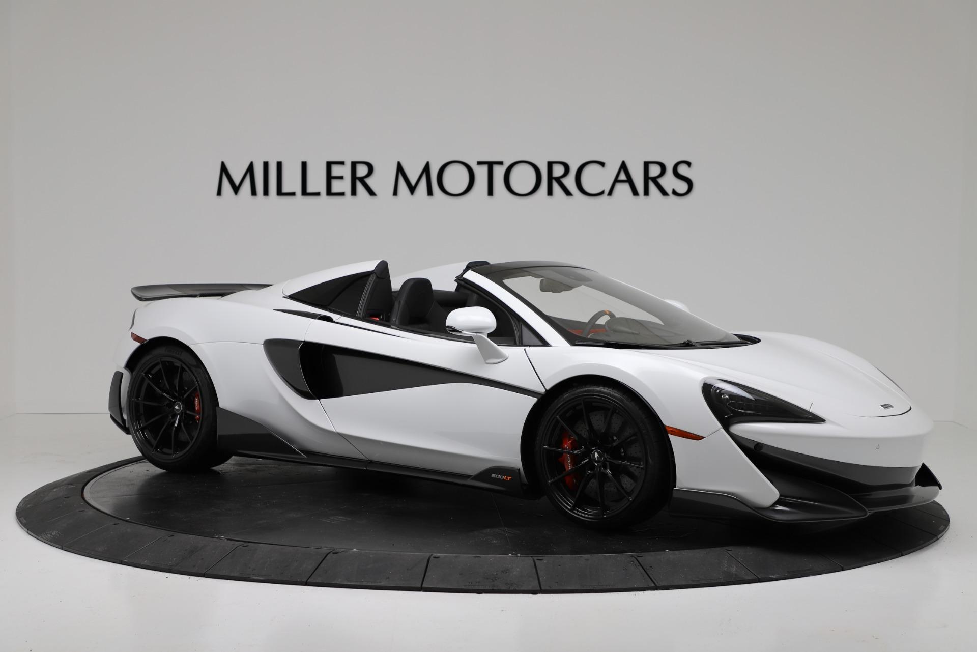 New 2020 McLaren 600LT Convertible For Sale 280720 In Greenwich, CT