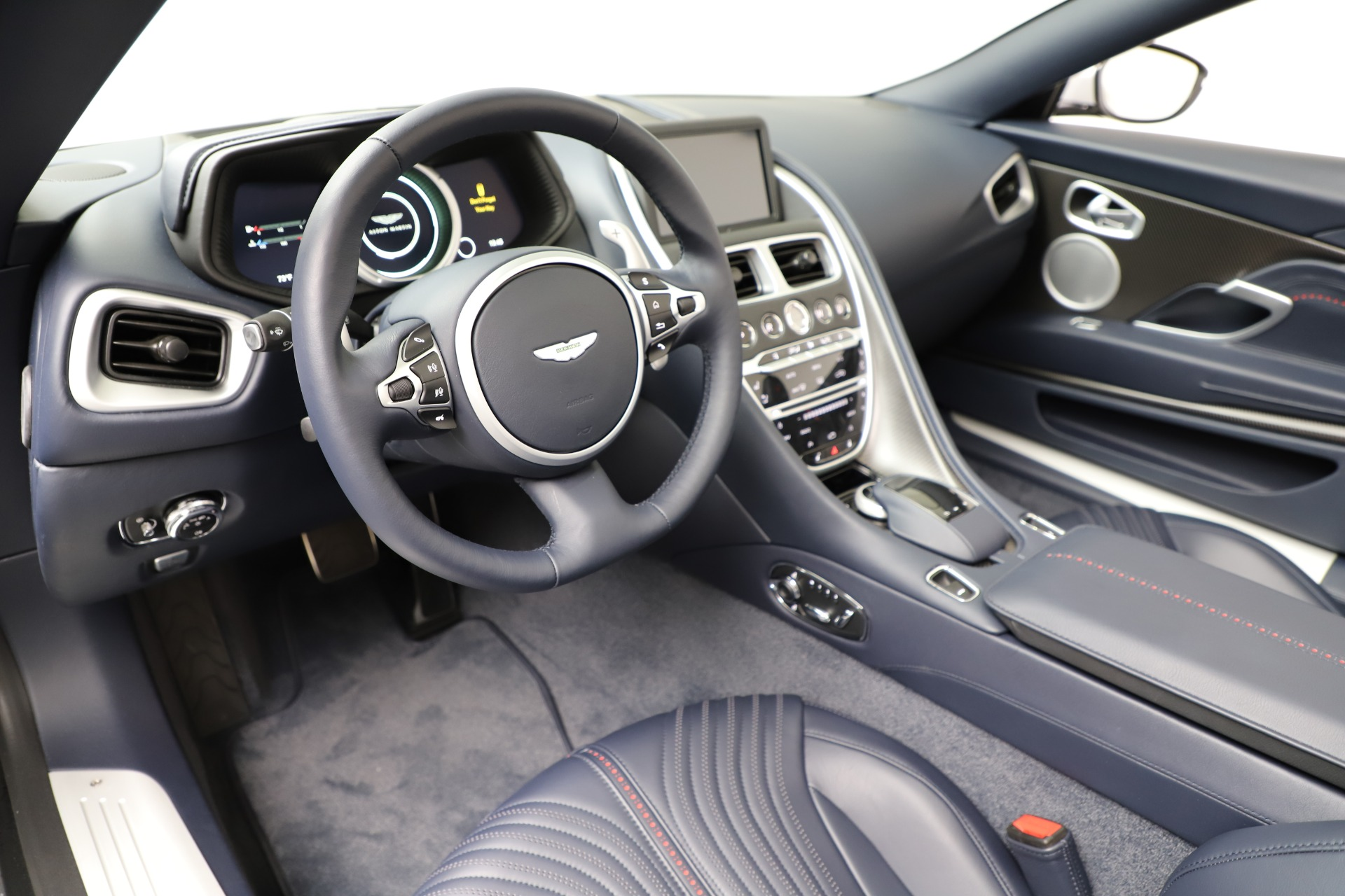 New 2019 Aston Martin DB11 V8 Convertible For Sale 253364 In Greenwich, CT