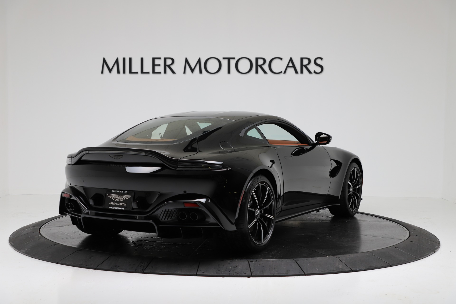 New 2020 Aston Martin Vantage Coupe For Sale 194849 In Greenwich, CT