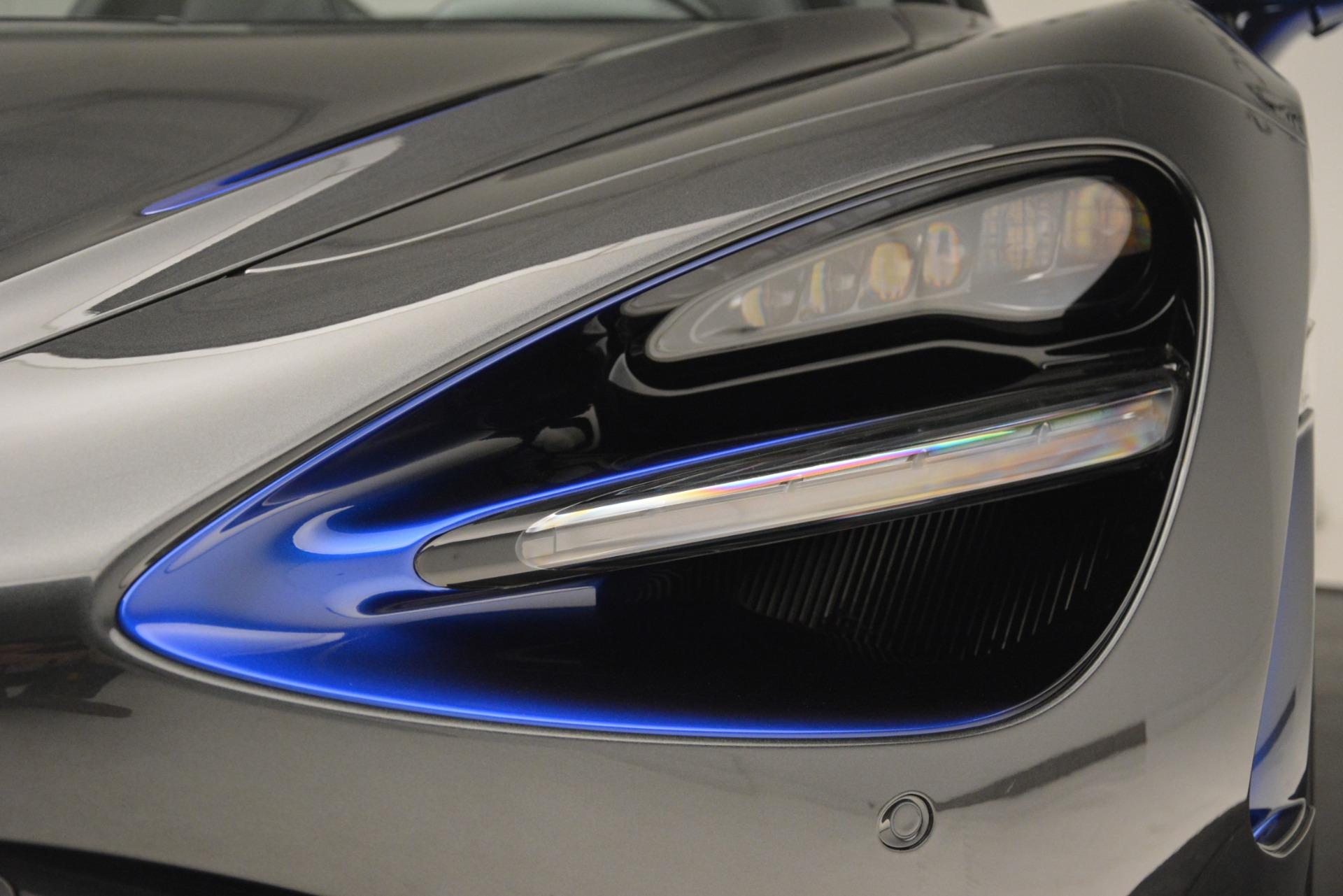 New 2020 McLaren 720s Spider For Sale 0 In Greenwich, CT