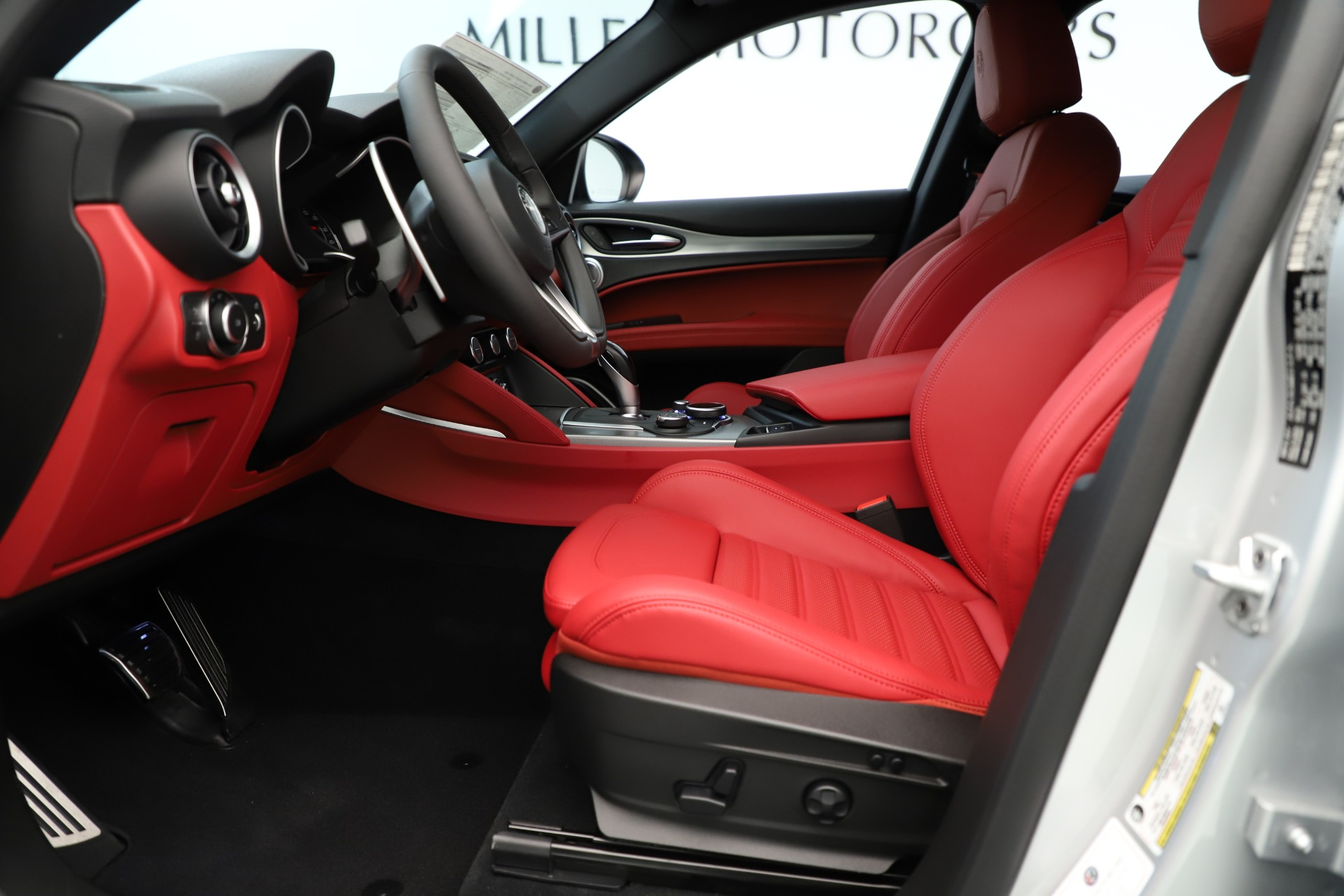 New 2019 Alfa Romeo Stelvio Ti Sport Q4 For Sale 54140 In Greenwich, CT