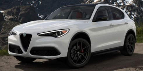 New 2019 Alfa Romeo Stelvio Ti Q4 For Sale 51090 In Greenwich, CT