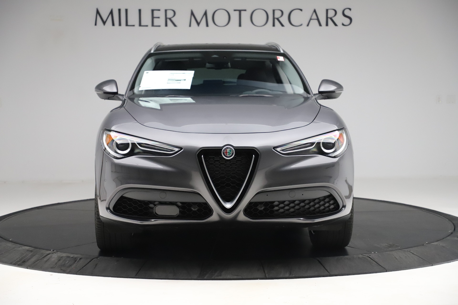 New 2019 Alfa Romeo Stelvio Ti Q4 For Sale 0 In Greenwich, CT