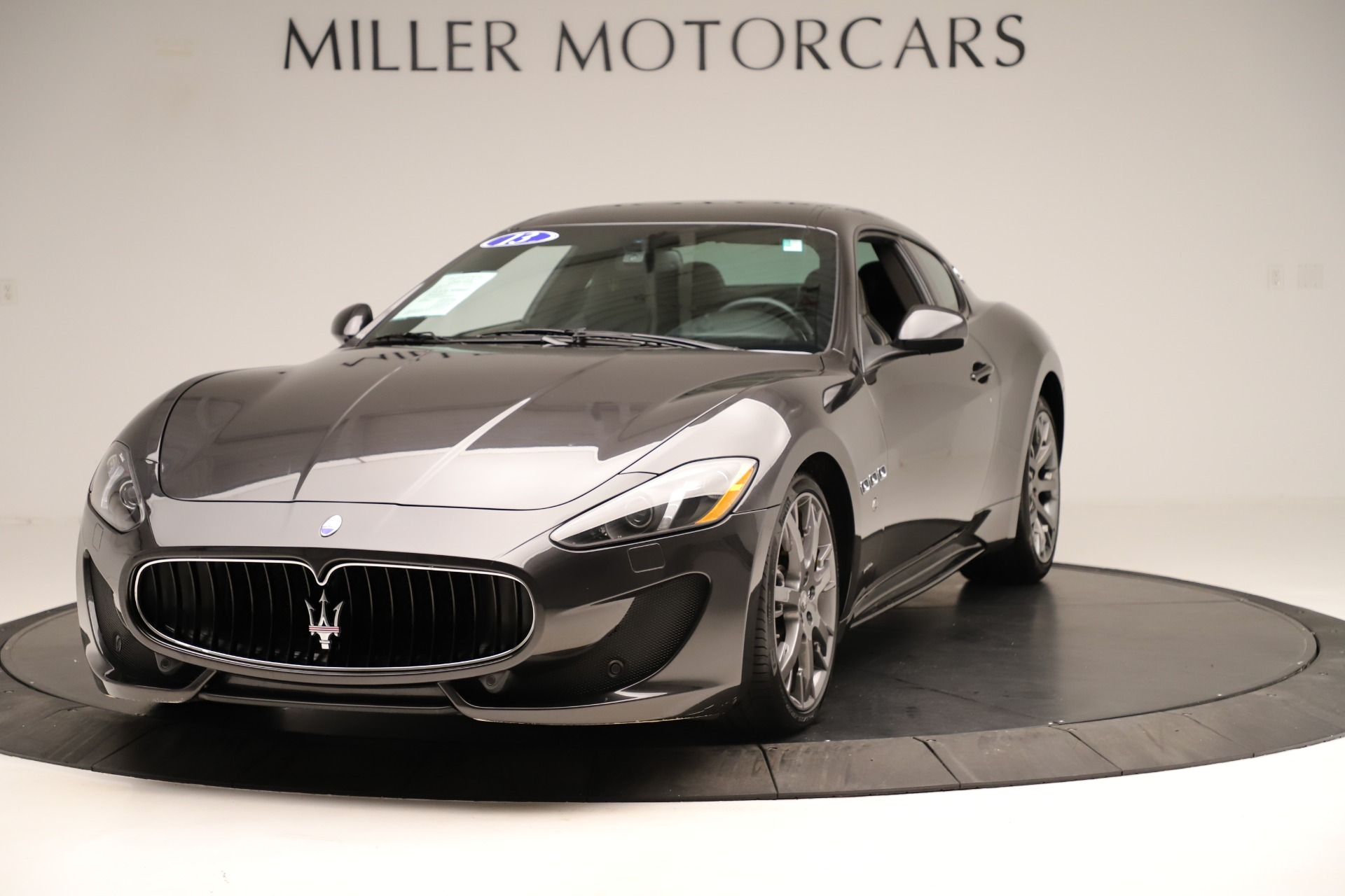 Used 2013 Maserati GranTurismo Sport For Sale 65900 In Greenwich, CT