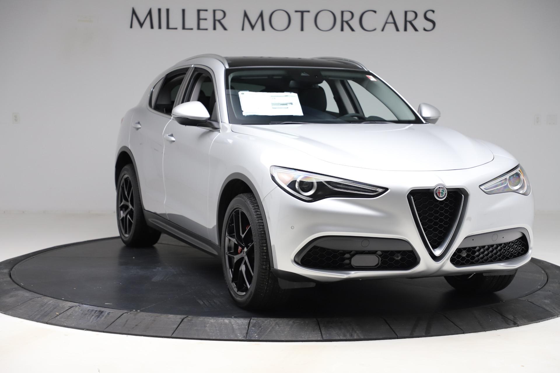 New 2019 Alfa Romeo Stelvio Ti Q4 For Sale 51940 In Greenwich, CT
