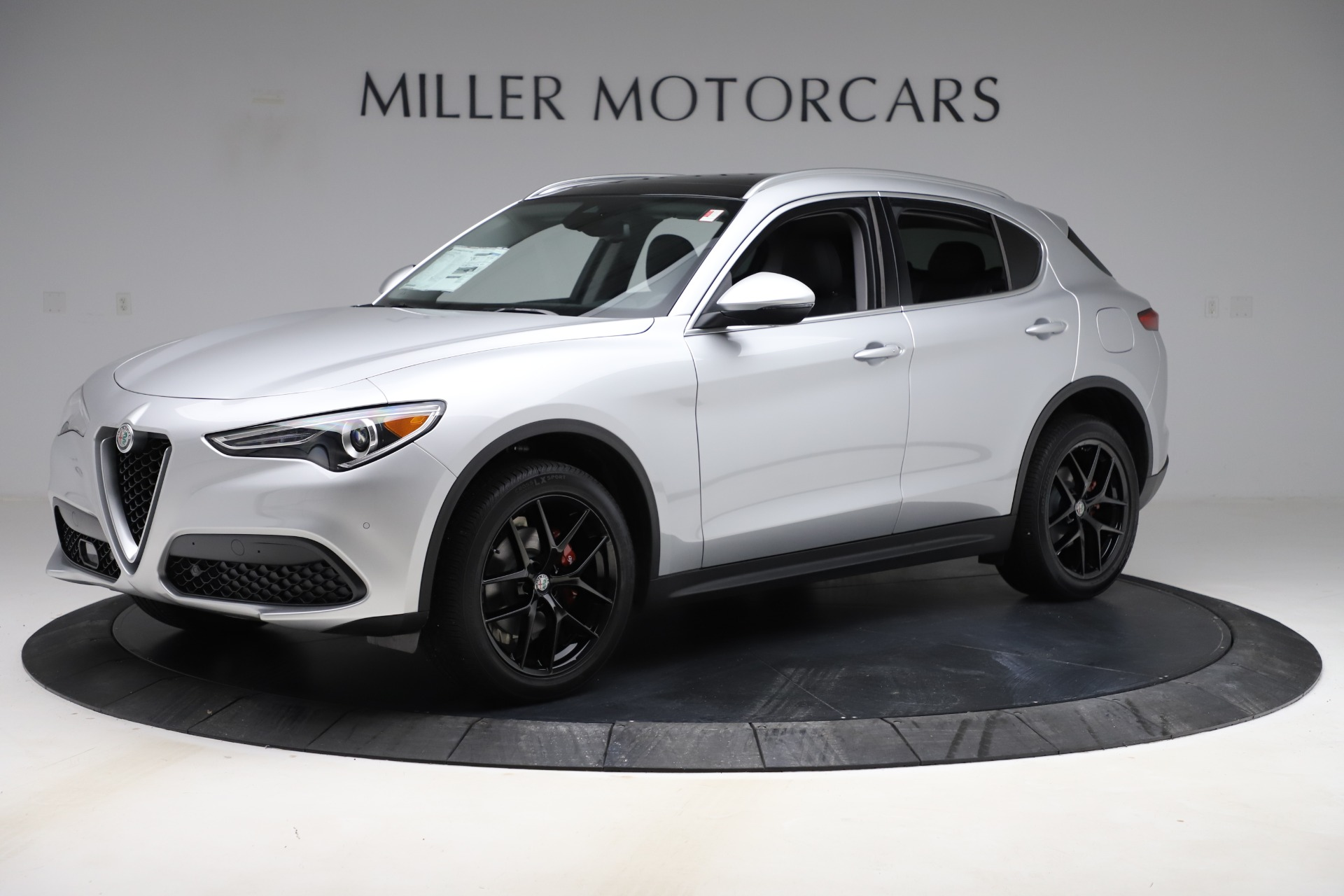 New 2019 Alfa Romeo Stelvio Ti Q4 For Sale 51940 In Greenwich, CT