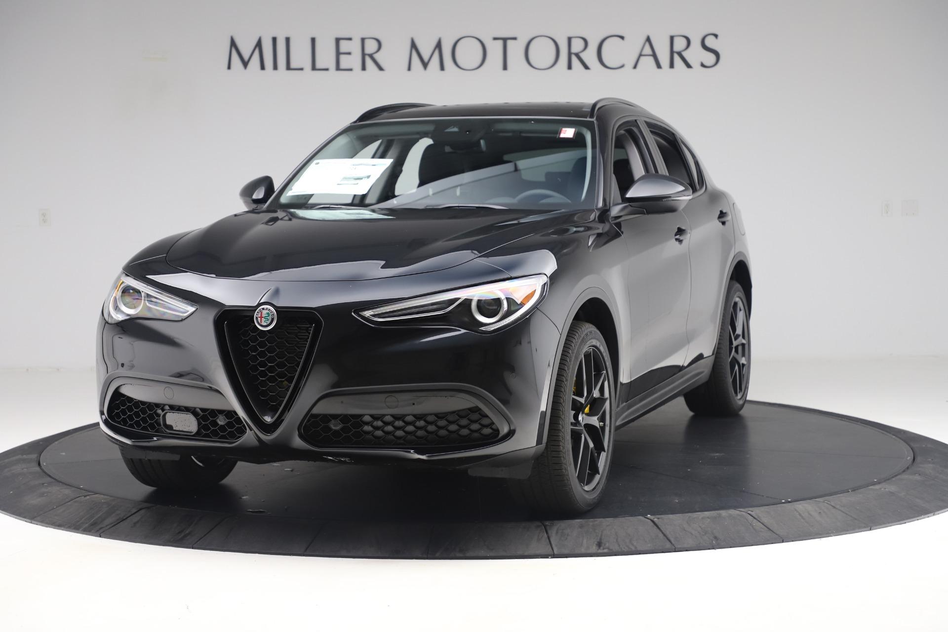 New 2019 Alfa Romeo Stelvio Ti Q4 For Sale 51690 In Greenwich, CT